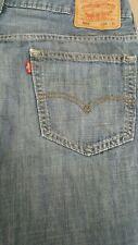 Men's Levi's 569 Jeans Size 34 X 30 Blue