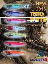 YAMASHITA TOTANARA TOTO SUTTE R WS95N GLOW 9,5CM COL. F/P NEW 2015