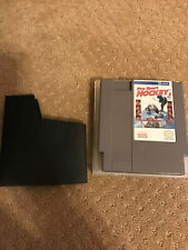 New listing *Rare* NES Game - Pro Sport Hockey - with plastic case and sleeve