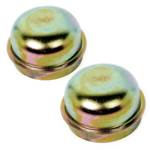 65 66 67 Ford Mustang Wheel Hub Grease Cap PAIR, V8
