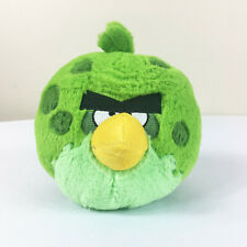 """A51 Angry Birds Space Terrence Green Monster Plush 6"""" Stuffed Toy Lovey"""