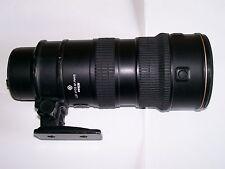 NIKON NIKKOR AF-S 70-200mm F2.8G ED VR