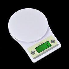 15lbs/7kg Digital Electronic LCD Kitchen Food Diet Postal Scale Weight Balance