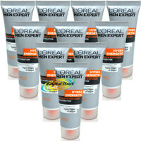 10x Loreal Men Expert Travel Size Hydra Energetic Anti Fatigue Moisturiser 20ml