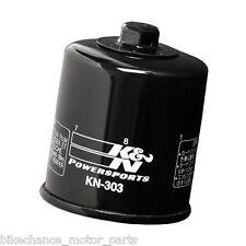 filtro olio K&N 303 honda VF C VFR 400 750 800 1988-2001 RVF RC30 RC45 NC30 R