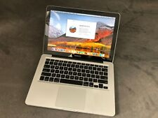 Apple Macbook pro 13 A1278 Intel Core i5 2.66 4GB Ram 120GB SSD High Sierra