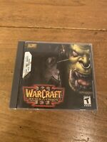 WarCraft III 3 Battle Chest (PC, 2003) Reign of Chaos Jewel Case
