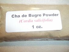 1 oz. Cha de Bugre Powder (Cordia salicifolia)
