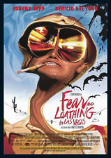 Fear and Loathing in Las Vegas Repro Film POSTER