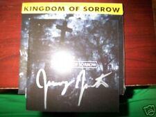 BRAND NEW SS KINGDOM OF SORROW SIGNED AUTOGRAPHED CD HATEBREED JASTA METAL