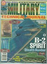 Military Technical Journal #12 Magazine August 1997 SEALED