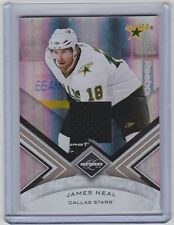 2010-11 LIMITED JAMES NEAL PANINI THREADS JERSEY SP /199 #33 STARS