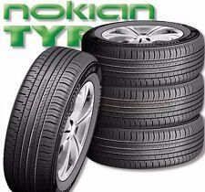 4 New 215/55R17 Nokian Entyre HIGH MILES Tires 2155517 R17 55R Treadwear 700 AA