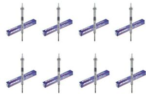 Set of 8 Spark Plug AcDelco 9G For Chevrolet Oldmsobile Buick Cadillac 78-01