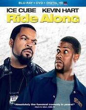 NEW - Ride Along (Blu-ray + DVD + DIGITAL HD with UltraViolet) Free Shipping
