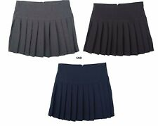 Britney School uniform Skirt Pleated Short Mini Kids and Ladies Age 5 -Size 18