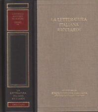 Dal MURATORI al Cesarotti. Opere di Lodovico Antonio Muratori. Treccani 1964
