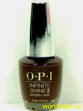 OPI Infinite Shine Nail Polish 0.5fl.oz Color IS L25- Never Give Up!