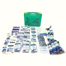 Medium Medical Office Home posto di lavoro essenziale BSI Premier Deluxe Kit di pronto soccorso