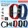 M3 Smart Watch Bracelet Band Blood Pressure Wristband Fitness Tracker Heart Rate