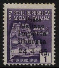 Poste Italiane Imperia Liberata - Lire 1 nuovo