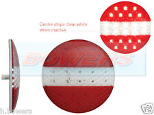 LED AUTOLAMPS EU140TRM 12V/24V LOW PROFILE ROUND STOP/TAIL/REVERSE LIGHT LAMP