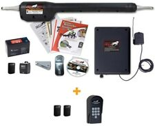 Mighty Mule Automatic Gate Opener Heavy Duty Single Swing Remotes Wired Wireless