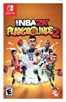 NBA 2K Playgrounds 2 (Nintendo Switch) BRAND NEW FACTORY SEALED Free Shipping 🔥