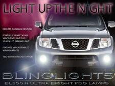Fog Lamp Light Kit Steel or Plastic Bumper for 2005-2017 Nissan Frontier
