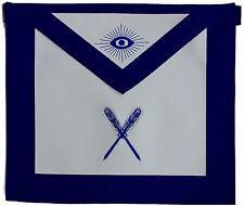 MASONIC COLLAR SECRETARY Blue Lodge APRON