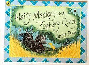 Hairy Maclary And Zachary Quack By Lynley Dodd Paperback - Free Postage