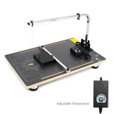 Hot Wire Styrofoam Cutter Foam Cutting Machine Work Table Tool,110 volt Usa Ship