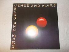 LP 12 inch Record Album - Wings Venus and Mars B