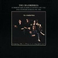 THE CRANBERRIES 'EVERYBODY ELSE IS DOING IT' CD NEW!