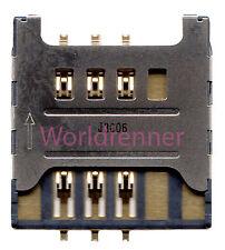SIM Lector Tarjeta Conector Card Reader Connector Samsung Galaxy Nexus Prime