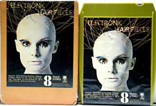 MORT GARSON  Electronic Hairpieces  MOOG Rare on  8 TRACK  CARTRIDGE TAPE