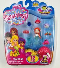 Splashlings Wave 2 12-pack Find Color Changing Splashlings 2 Hidden