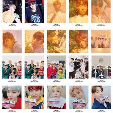 45pcs/Set Kpop BTS Lomo Card BANGTAN BOYS SUGA JIMIN J-HOPE HD Polaroid Photo