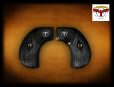 RUGER BIRDSHEAD BLACK DIAMOND ™ GRIPS ; CLASSIC CHECK BIRDS HEAD + Steer Skull
