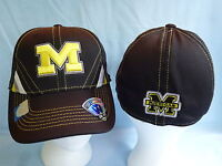 MICHIGAN WOLVERINES Pace One-Fit CAP/HAT T.O.W. One Size Fits All NWT $26 retail