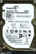SEAGATE SATA 500GB ST500LT012,  9WS142-031,  0002SDM1, SU,  S0V