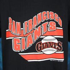 NWT vintage 80s SAN FRANCISCO GIANTS T-Shirt L/XL california baseball mlb thin
