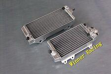 Fit Kawasaki KX450F KXF450 2012-2015 aluminum alloy radiator Left & Right