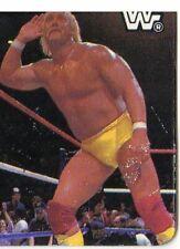1987 Hostess Munchies Stickers WWF #7 Hulk Hogan