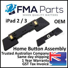 iPad 2 3 Original Home Button Control Board Flex Cable Bracket Holder Assembly