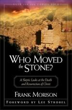 WHO MOVED THE STONE? by Frank Morison FREE SHIPPING paperback book Christian