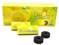 Lemon Nara Charcoal Coco Coconut Charcoal Hookah Shisha Coals Full Pack 20 Rolls