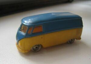 Legoland: VW -Bus T1 Gelb / Blau Auto 1 : 87