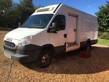 2012 Iveco Daily 50C Refrigerated Van