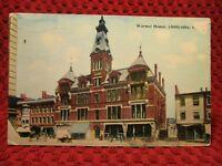 1913. WARNER HOUSE. CHILLICOTHE, OHIO. POSTCARD I12